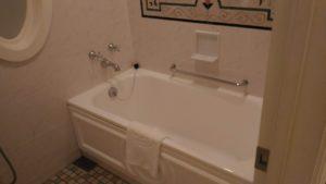 ディズニーランドホテルのお風呂