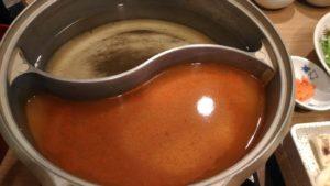 白だしチゲ鍋