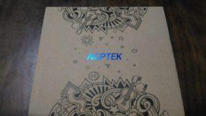 AGPTEK 音楽プレーヤー ミュージック プレーヤー外箱