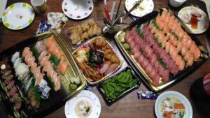 お寿司&お惣菜