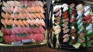 寿司100貫
