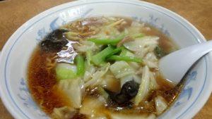 うまにソバ(広東麺)