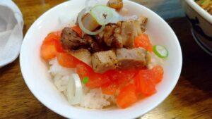 ランチご飯(トマト)