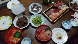 7月29日の夏休みご飯