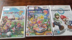Wiiのゲーム